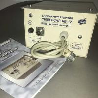 АБ-12 блок бесперебойного питания - фото №1