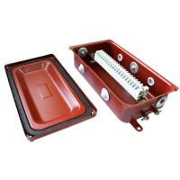 Коробка КЗНА 32 с наборными зажимами - фото