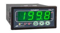 Одноканальный микропроцессорный индикатор ИТМ-110 - фото №1