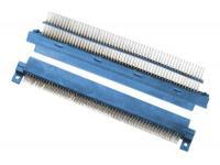 Соединители электрические низкочастотные СНП357 прямоугольные - фото