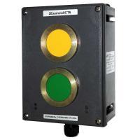 Устройство светосигнальной и звуковой сигнализации взрывозащищенное УССВ - фото №1